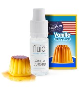 Vanilla Custard Liquid