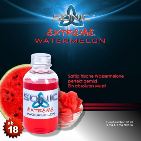 Sonic Extreme - Watermelon