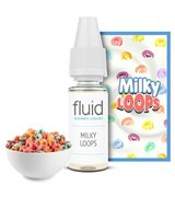 Milky Loops Liquid