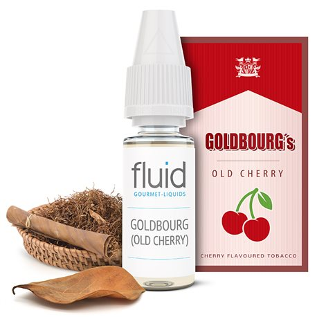 Goldbourgs Old Cherry Liquid 50/50