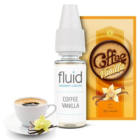 Coffee Vanilla Liquid