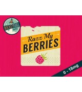 Rocket Fuel - Razz My Berries