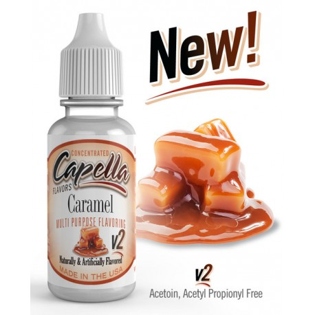 Caramel v2 Aroma