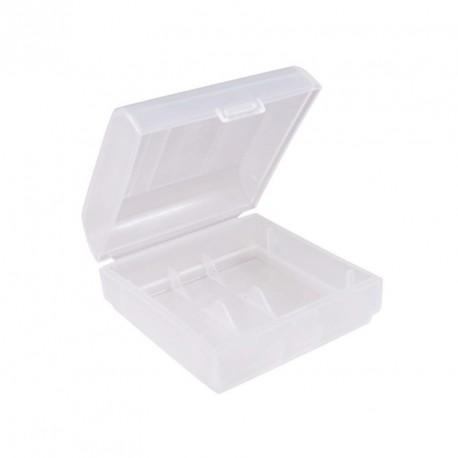 Aufbewahrungsbox für 2 x 18350 Li-Ion Akkus