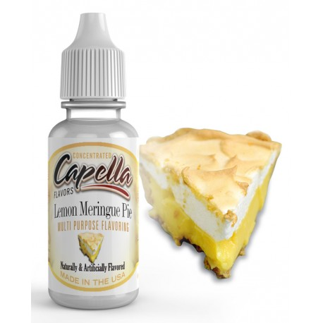 Lemon Meringue Pie Aroma
