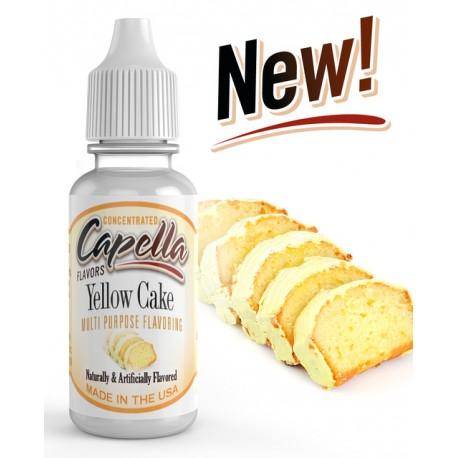 Yellow Cake Aroma