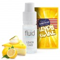 Lemon Cake Liquid