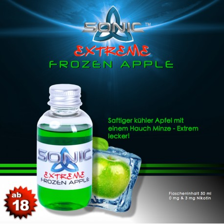 Sonic Extreme - Frozen Apple