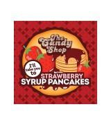 Strawberry Syrup Pancakes Aroma