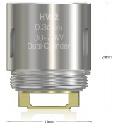 Eleaf HW2 0,3 Ohm, 5 Stück