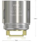 Eleaf HW3 Triple Cylinder 0,2 Ohm, 5 Stück