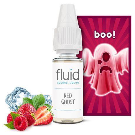 Red Ghost Liquid