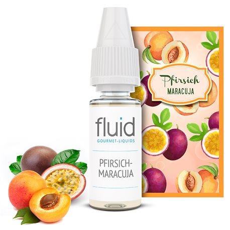 Pfirsich-Maracuja Liquid 50/50