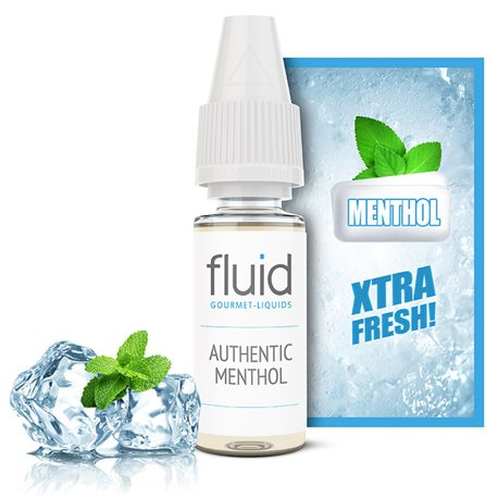 Authentic Menthol Liquid 50/50