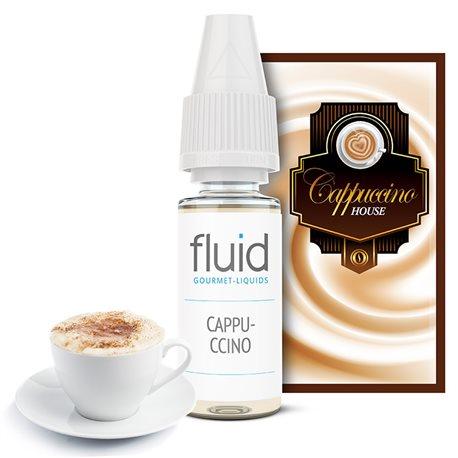 Cappuccino Liquid 50/50