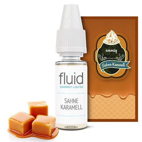 Sahne Karamell Liquid 50/50