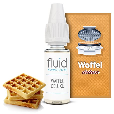 Waffel Deluxe Liquid 50/50