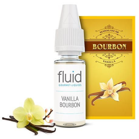 Vanilla Bourbon Liquid 50/50