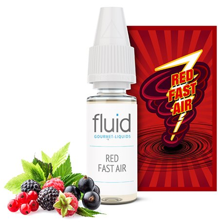 Red Fast Air Liquid 50/50