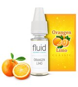Orangen Limo Klassik Liquid 50/50