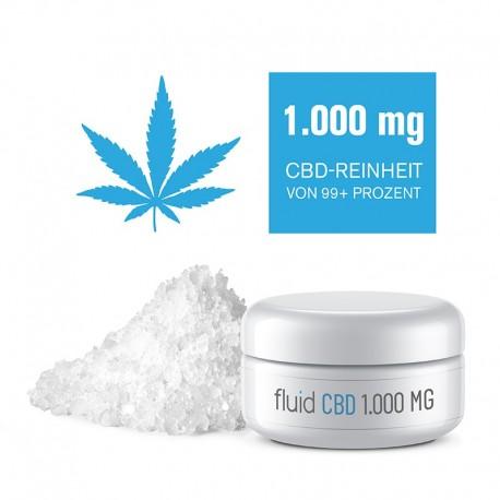 CBD Kristalle 99,5%, 1000 mg