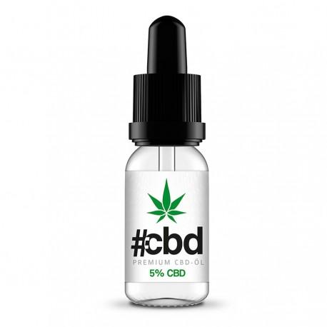 CBD Öl 5%, 10ml