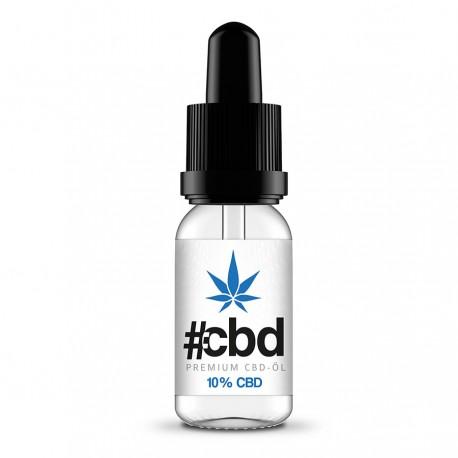 CBD Öl 10%, 10ml