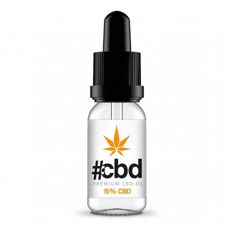 CBD Öl 15%, 10ml