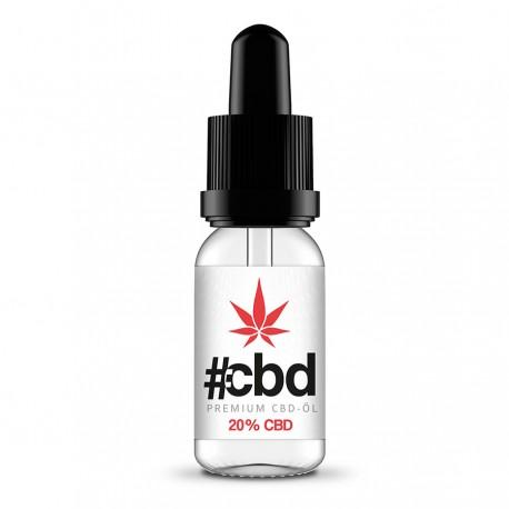 CBD Öl 20%, 10ml
