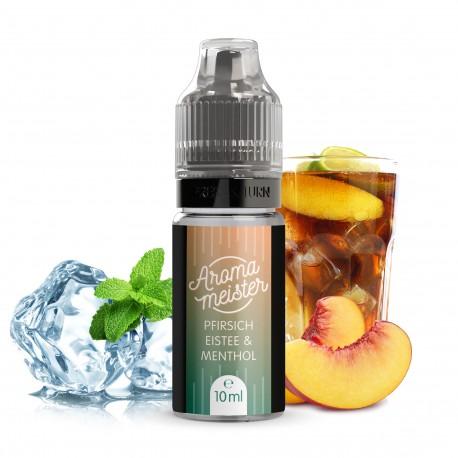 Aromameister Pfirsicheistee & Menthol Aroma 10ml