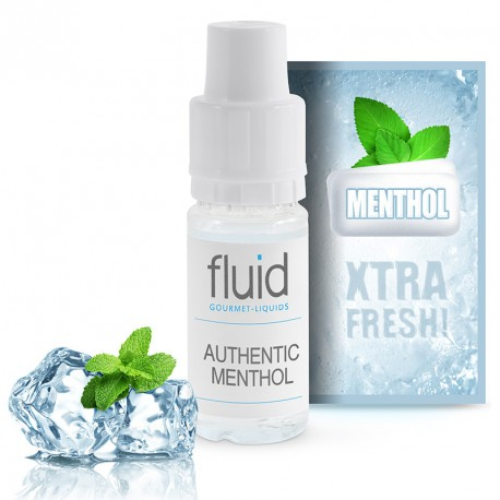 Authentic Menthol Liquid