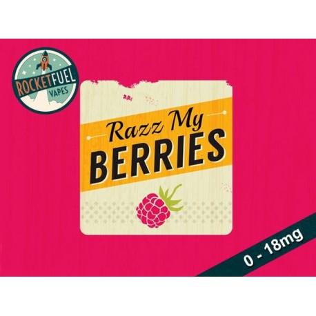 Rocket Fuel - Razz My Berries