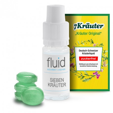 Sieben Kräuter Liquid