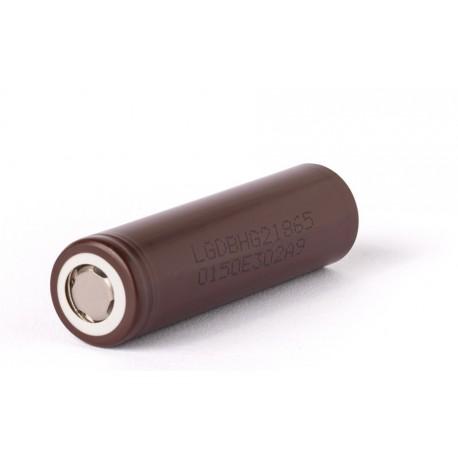 LG INR18650HG2 - 3000mAh 3,6 - 3,7V Lithium Akku ungeschützt